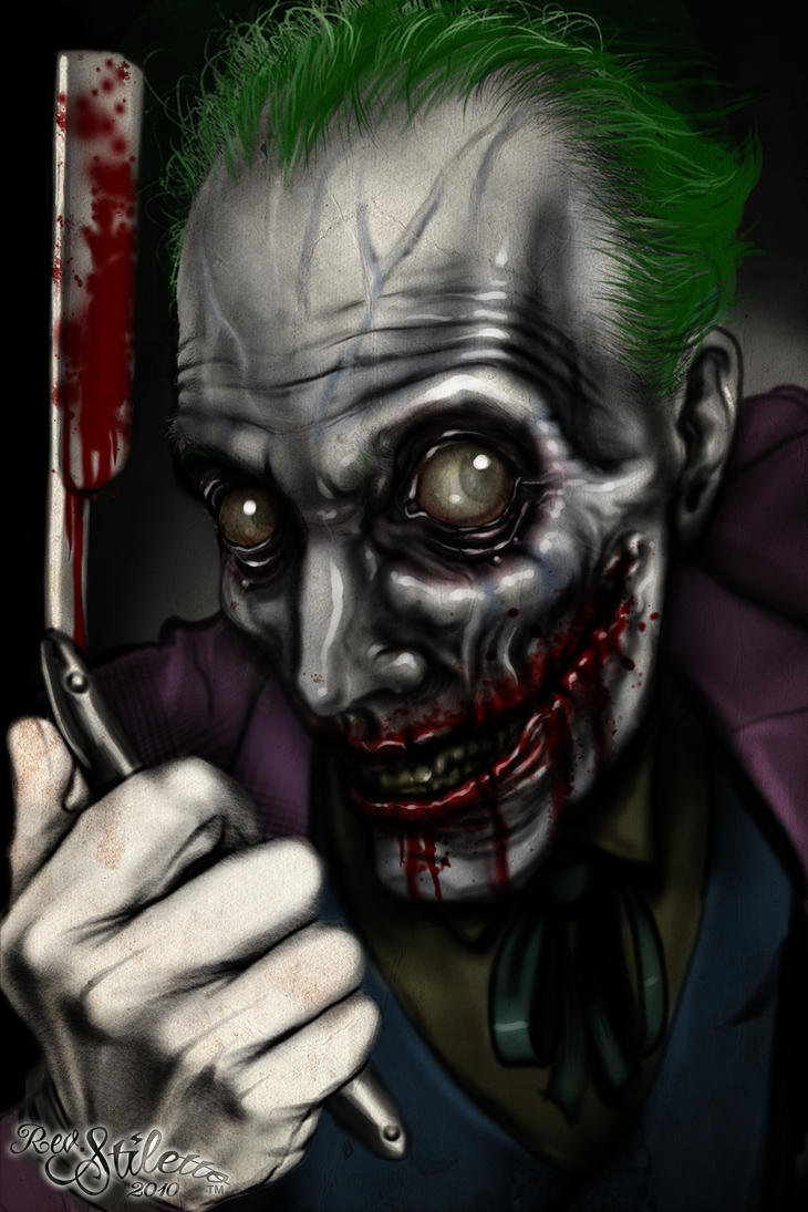 Joker Str8.Rzr by Rev-Johnny-Stiletto