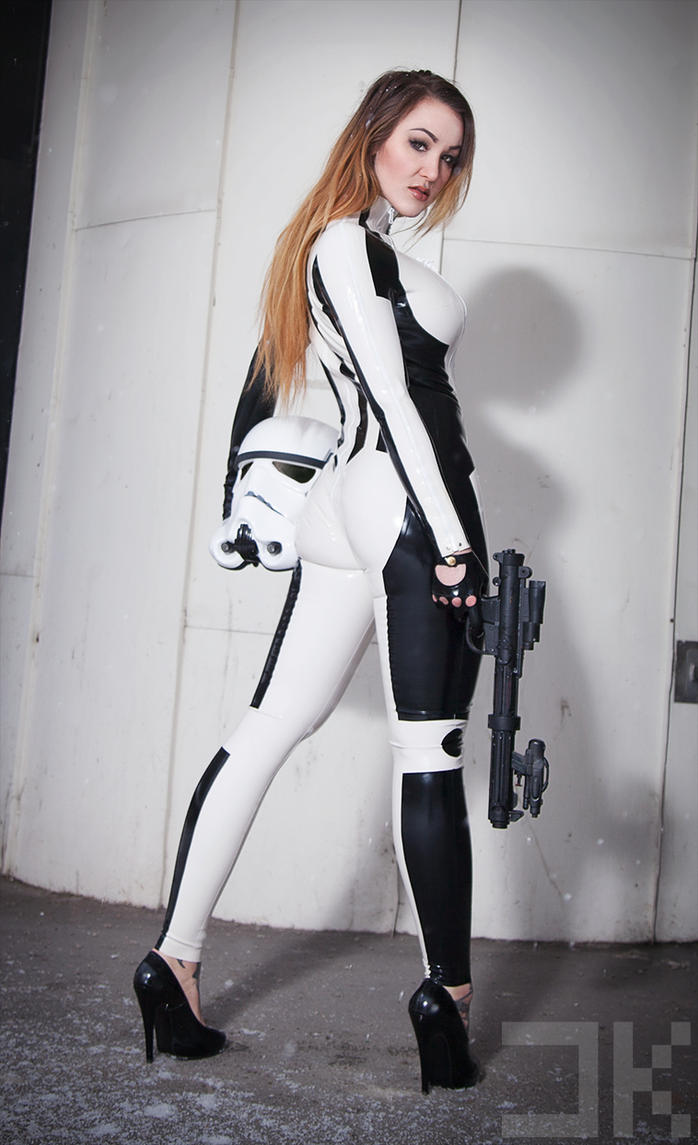 ElegyEllem SnowTrooper 03 by Kopp-Photography