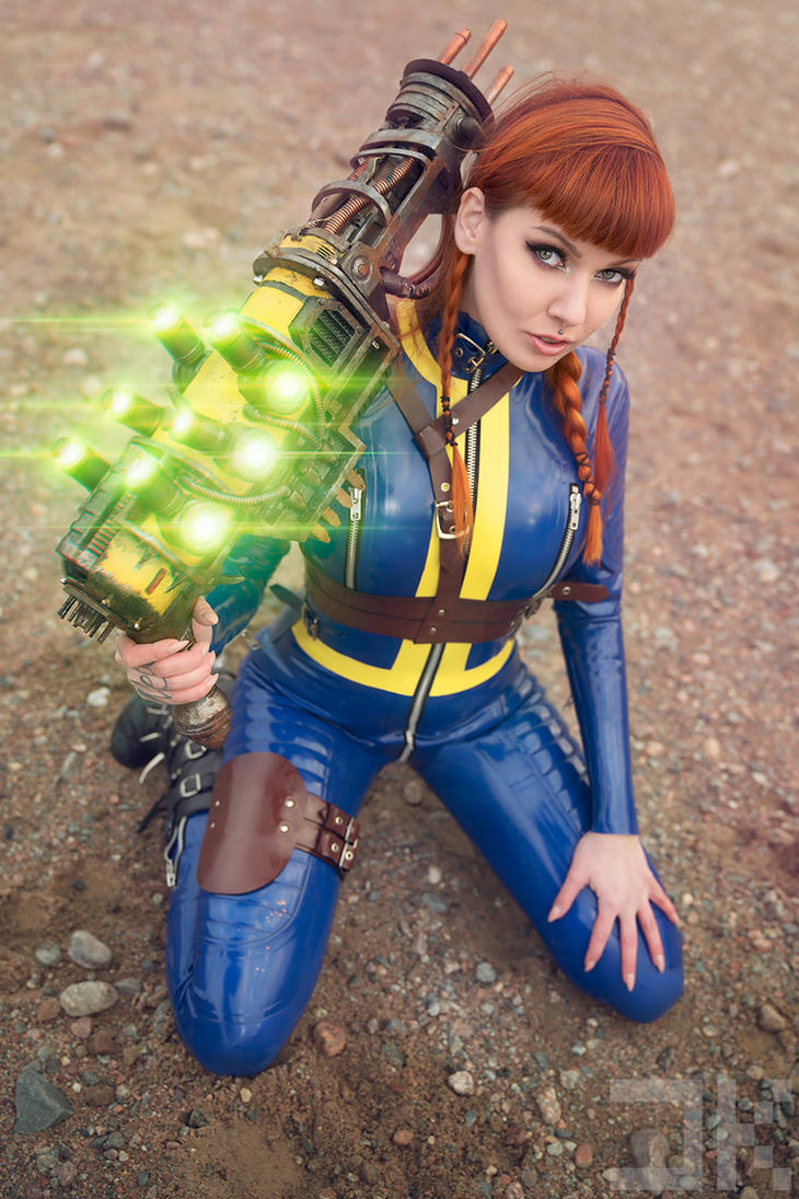 Psylocke - Vault Girl 02 by Kopp-Photography