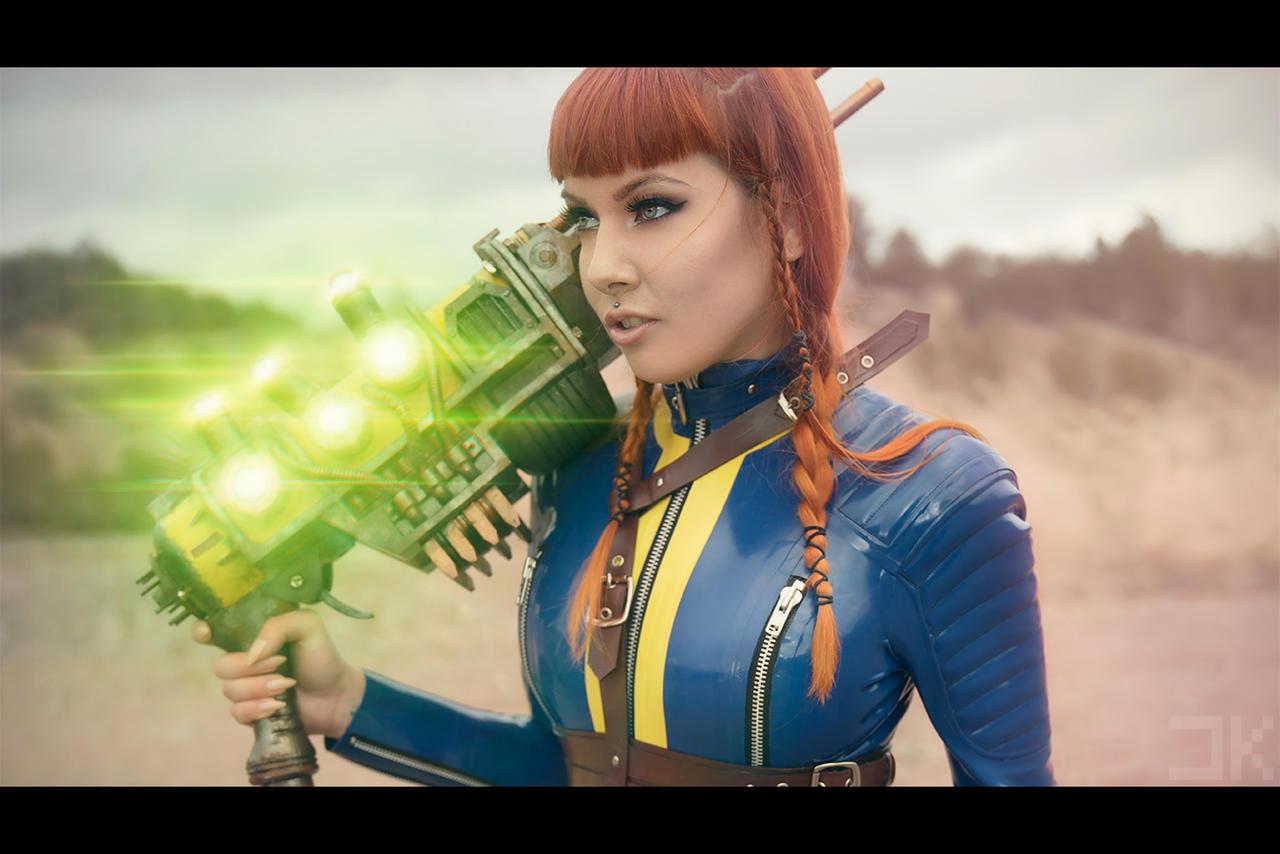 Psylocke - Vault Girl 03 by Kopp-Photography