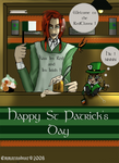 Happy st Patrick s Day by Emma-O-Lantern
