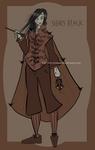 Sirius Black Revenge by Emma-O-Lantern