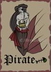 The pirate mermen by Emma-O-Lantern