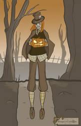 Edgard and Halloween by Emma-O-Lantern