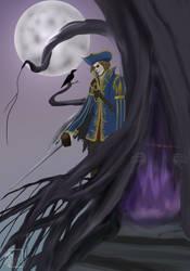 Edward from Grim Legend 1 game by Emma-O-Lantern