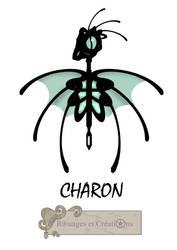 Charon cyberpunk dragon-fairy by Emma-O-Lantern