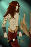 Galabrian colo mermen by Emma-O-Lantern