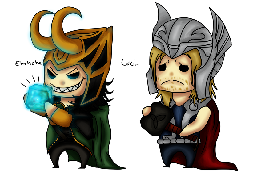 Loki... by harmoniace