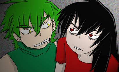 grrrr I hate u by sandyNizanagi