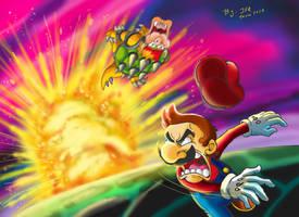 Mario 64 Final Epic Battle by JFRteam