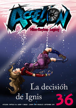 Accelion Chapter 36 Cover