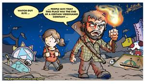 The Last of Us in Nintendoland