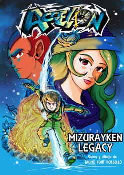 Mizurayken Legacy Main Cover