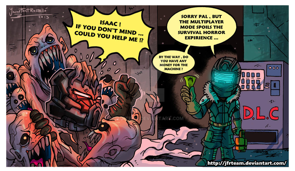 Dead Space 3 by JFRteam