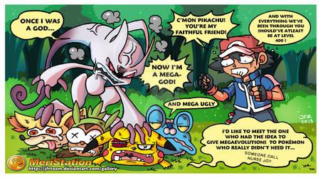 Pokemon XY Megaevolution