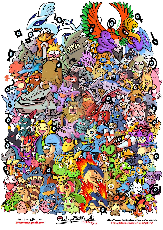Johto Pokemon List | www.imgkid.com - The Image Kid Has It!