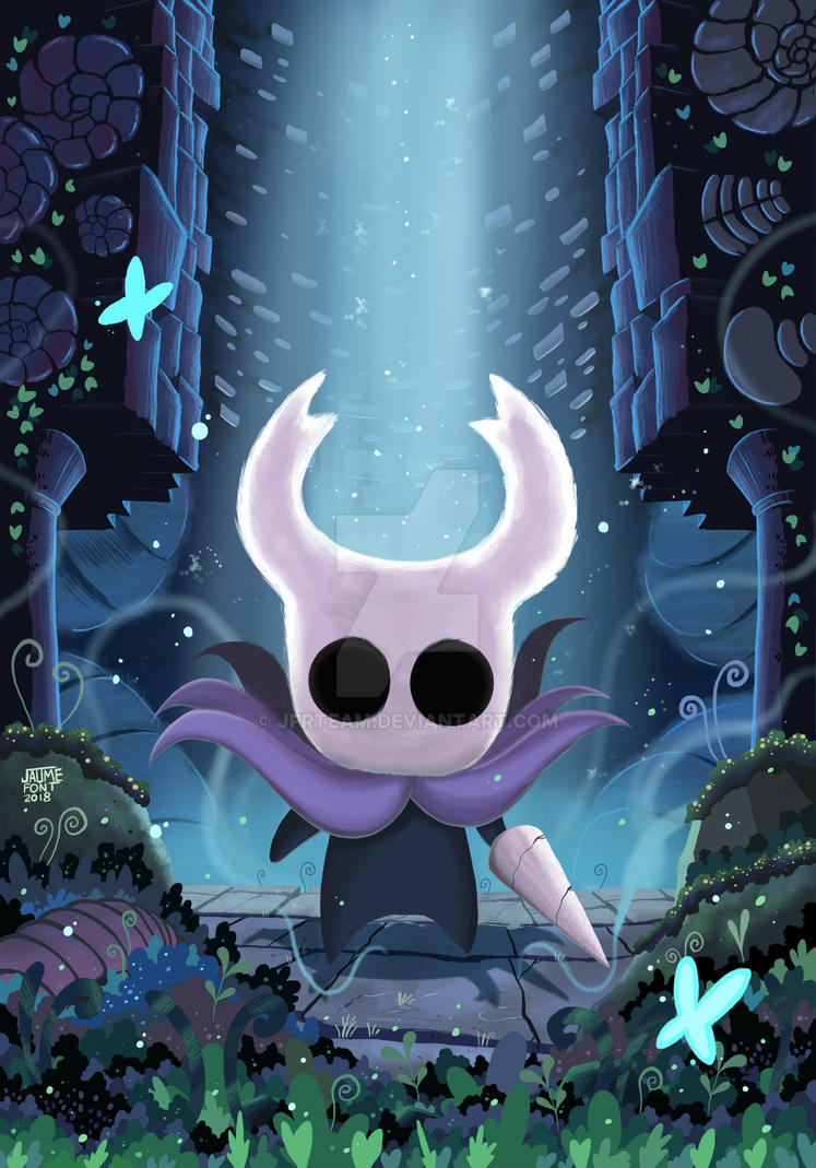 HOLLOW KNIGHT by JFRteam