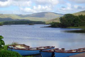 tuosist lake--Ireland by cheah77