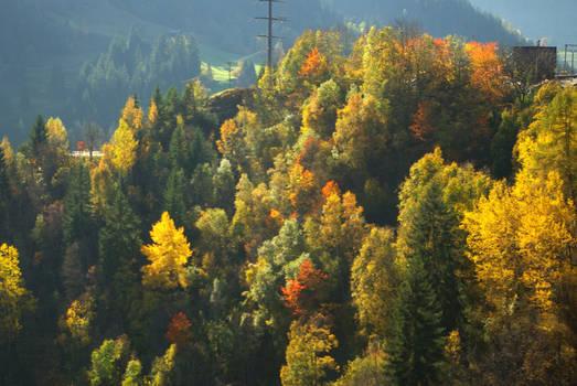Molinis (Arosa) Switzerland