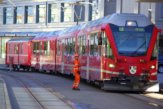 Arosa Train