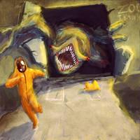 Wild Animal Escape by Xiperius