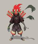 Gad O the Dragon