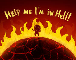 Help me I'm in Hell! by Xiperius