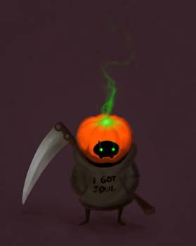 Pumpkin by Xiperius