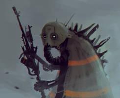 Hunter of the forgotten