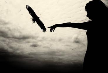Eagle in me by fiyaasz