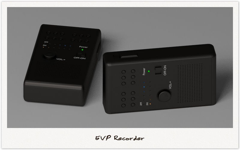 EVP Recorder by CCL-sama on DeviantArt