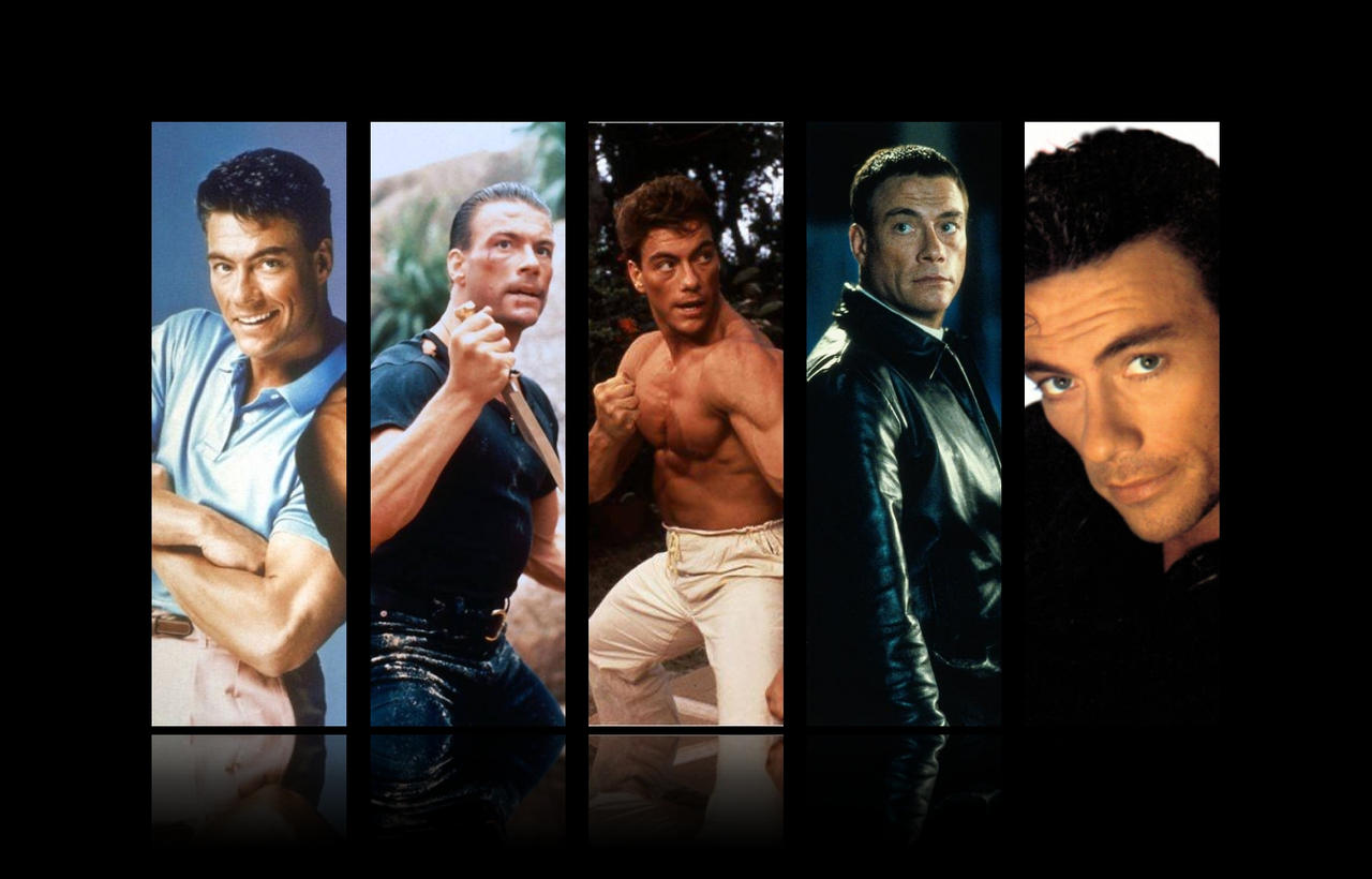 Jean Claude Van Damme Wallpaper By Camanime7794 On Deviantart