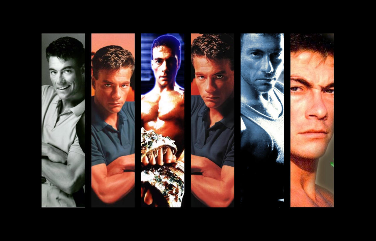 Jean Claude Van Damme Wallpaper 4 By Camanime7794 On Deviantart