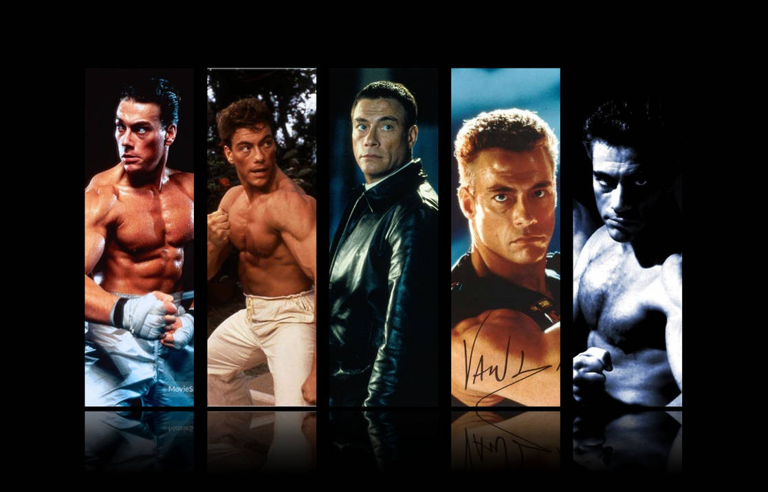 Jean Claude Van Damme Wallpaper 5 By Camanime7794 On Deviantart
