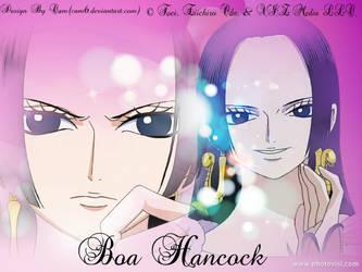 Boa Hancock Wallpaper 323 by CamAnime7794