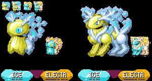 GBA Pokemon Hack: Pokemon 6- Ethereal Elks of Eden