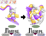 GBA Pkmn hack:Pkmn 6- Heavenly Heartless Harpies