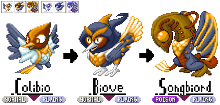 GBA Pkmn hack:Pkmn 6- Degenerating Doves of Doom