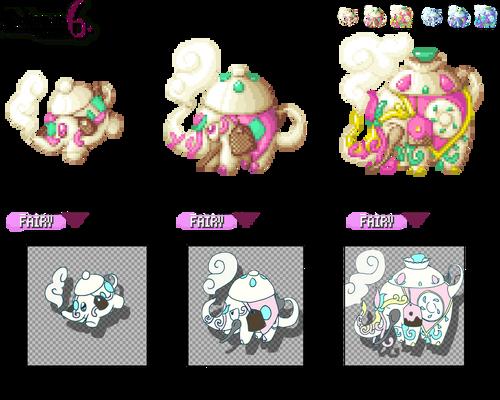 GBA Pkmn Hack: Pokemon 6 - Teapot Elephants