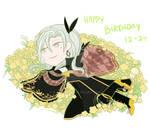 Happy Birthday Yuki!!