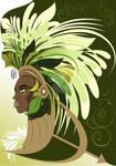 7 Verdes de Oxossi