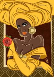Negra Bela by Oradine