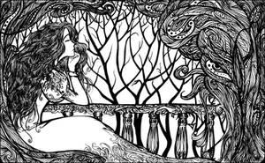 Briar Rose by likhain