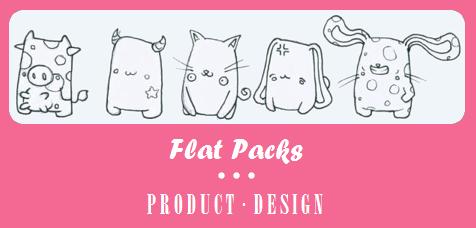 flat packs by Paxjah