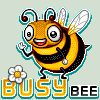 Busy Bee by Paxjah