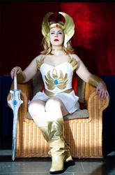 7: Princess of Power by misstakashi