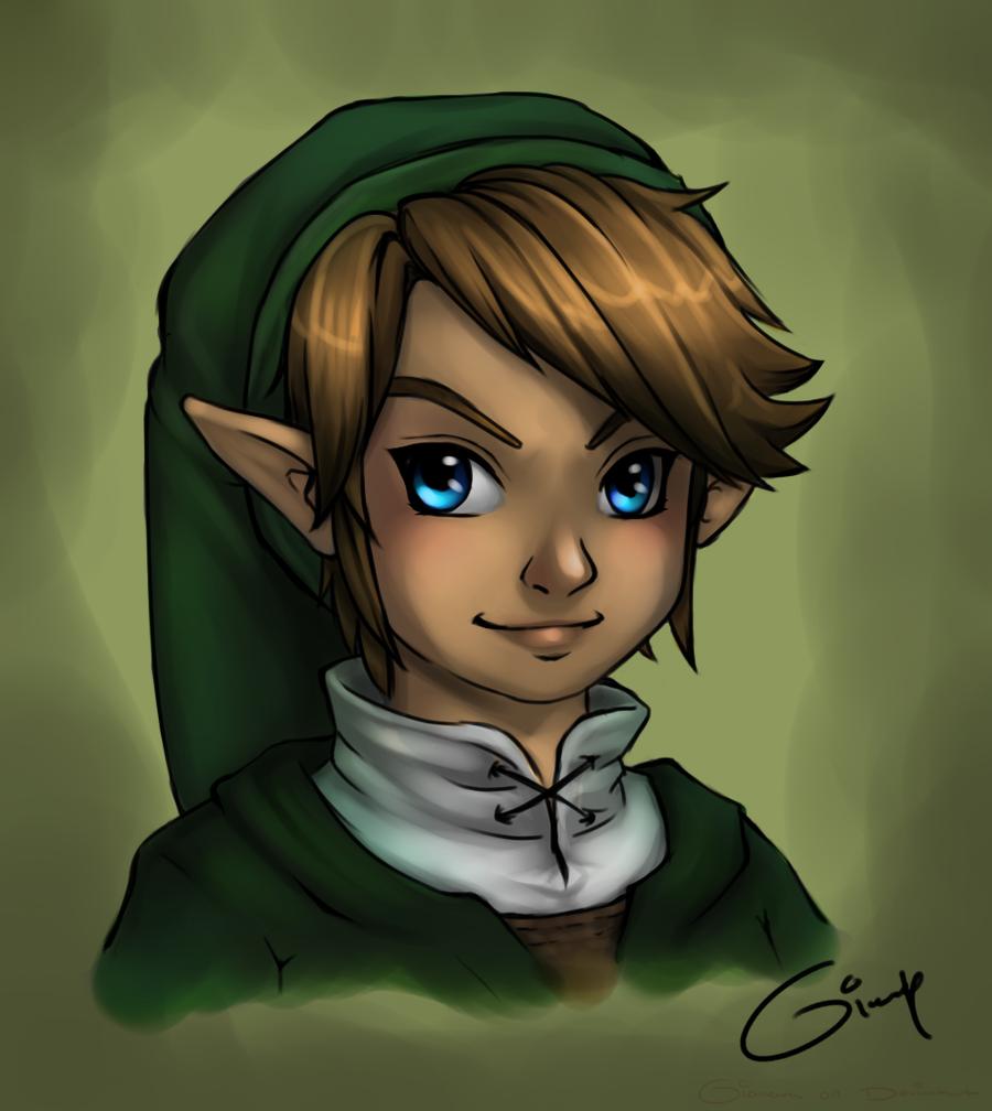 The young hero by Gianara