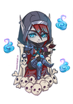 WoW - Chibi Death Knight