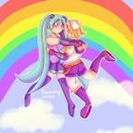 Reverse Rainbow