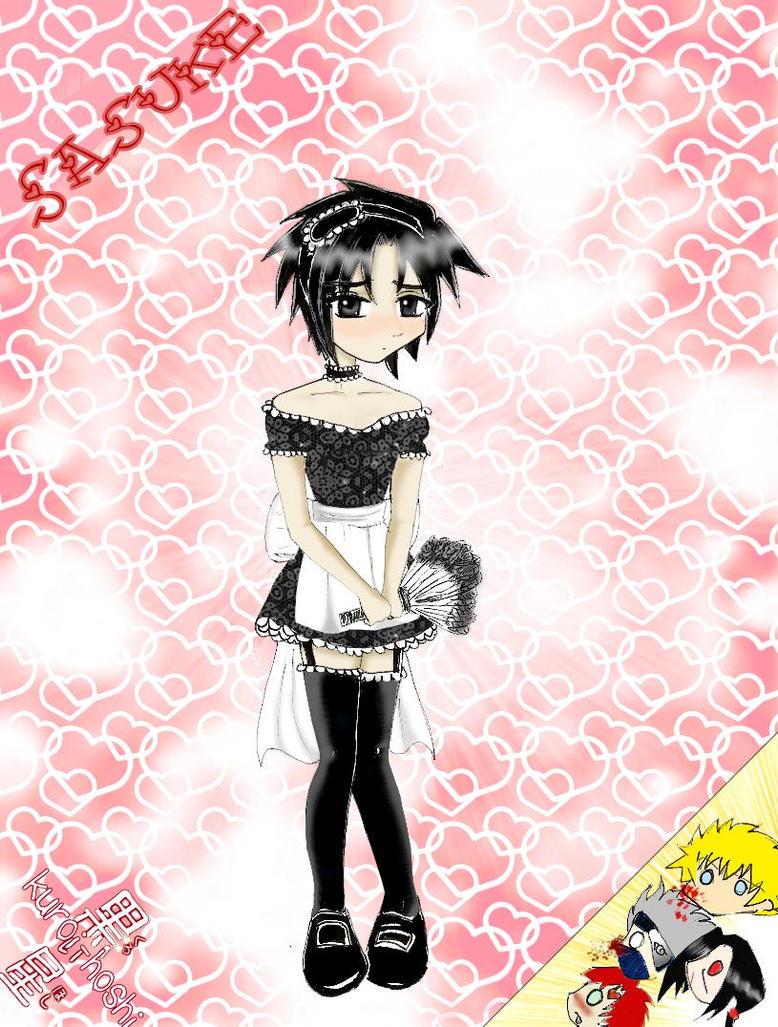 Sasuke a'la mode by Kuroi-Hoshi